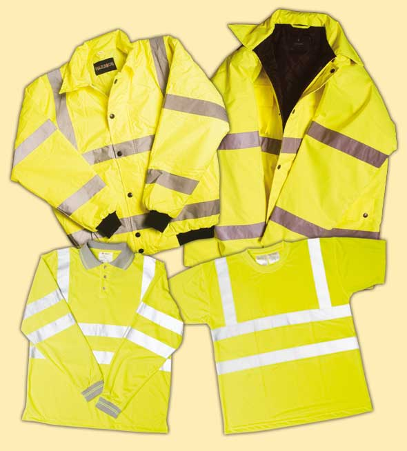 High Visibility Clothing and Safety Wear